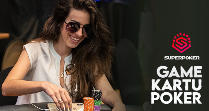Game Kartu Online Poker - Superpoker