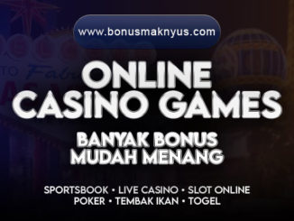 Online Casino Games - Superbola